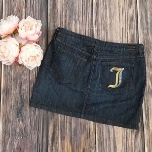 Juicy Couture, St. Helens Ex Mini Skirt, 28